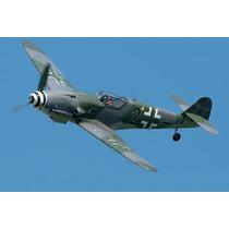 Plano Rc Messerschmitt Bf-109 G-10