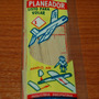 Lote X 2 Aviones Planeador F-100 Para Armar Madera Balsa