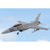 Avion Jet Fms F-16 (eps) 70mm Pnp Sin Lipo Ni Tx/rx