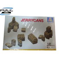 -full- Jerrycans Italeri 1/35 Nº 402