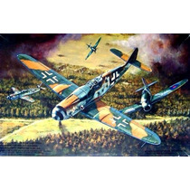 Fujimi 1/48 Messerschmitt Bf 109k-4 Herz As