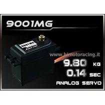 Servo Hd Power 9001 9kg De Torque Eng Metal , Rodam