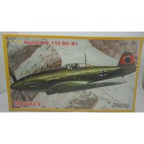 Modelex 0240 Heinkel He 112 Bo/b12 1:72 _milouhobbies_