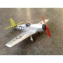 Vendo Kit En Madera Balsa P-51mustang