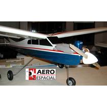 Kit Dt-40 Entrenador Ala Alta Motor 40 Envergadura: 1,52m