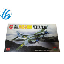 -full- D H Mosquito Nf Xix J 30 1/72 Airfix 03062