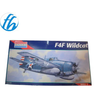 -full- F4 F Wildcat Skill2 1/48 Monogram 5220