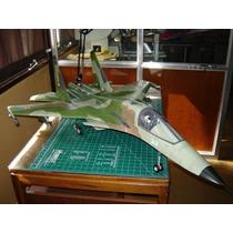 Jet Su 34-2 Turbina.eléctrico.rc.cuotas Sin Interes.tucuman