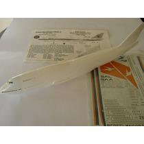 Boeing 747-312 Saa South African Airways Escala 1:200