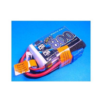 Bateria Lipo Litio Polimero Duaslky 800mah 11.1v 35c