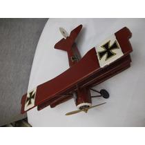 Maqueta De Avion-baron Rojo-