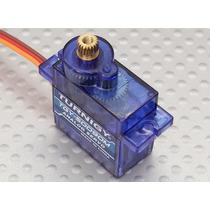 Micro Servo Turnigy Tgy-50090m Analogico 1.6kg/0.08sec/9g