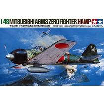 Tamiya 1/48 A6m3 Zero Fighter(hamp) Nuevo, Cerrado.!