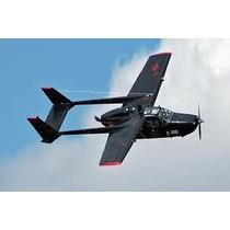 Cessna 337 Skymaster / Plano Marutaka