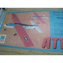 Kit De Avion Attacker Origen Americano
