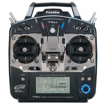 Radio Control Futaba 10j - Con Telemetria - Al Mejor Precio