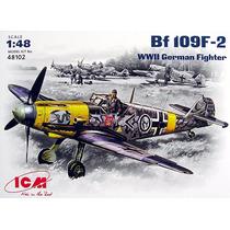 Icm 1/48 Messerschmitt Bf-109 F2