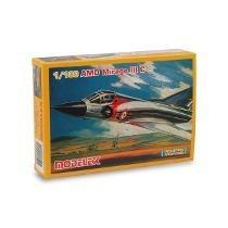 Modelex Amd Mirage Iii C 1/100 001 Milouhobbies