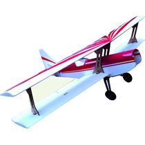 Kit Para Armar Biplano Ultimate Para Motor Electrico