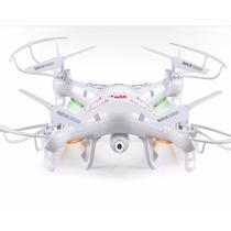 Drone Cuadricoptero Syma X5c Cámara Hd Graba En Micro S