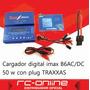 Cargador Digital Imax Bca6/dc 50 W Con Plug Traxxas