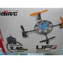 Cuadricoptero Udir/c Ufo Radio 2,4