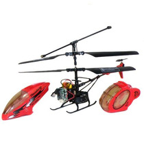 Exclusivo Helicóptero Con Dos Fuselajes Cambiables.