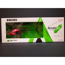 Helicoptero Rc Avenger 2 Canales Nuevo Caja Carrada Miralo!!
