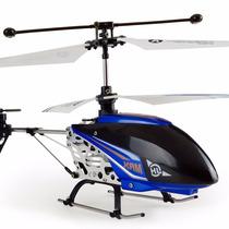 Helicoptero A Radio Control Remoto Rc De Metal - Aerodynamic