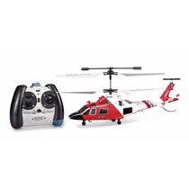 Helicóptero A Radio Control Syma S111g 3.5 Luces 3 Canales
