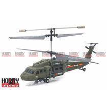 Helicoptero A Radio Control Infrarrojo Udi 811