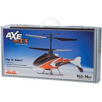 Helicoptero Doble Rotor Heli-max Axe Rtf - Super Resistente