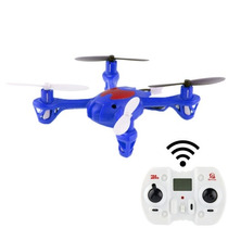 Mini Quadcopter 2.4g R / C 4-ch 6 Axis Vuelo 3d/ Giroscopio
