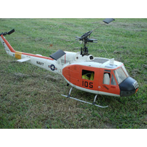Helicoptero Bell Uh 1 Escala