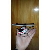 Helicoptero Radio Control V911 4 Canales Poco Uso