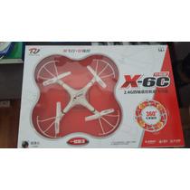 Drone Xc6 Filma Saca Foto