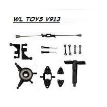 Kit De Repuestos De Rotor Wl Toys V913