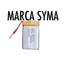 Repuesto Bateria Para Cuadricoptero Syma 3.7 V 600 Mah