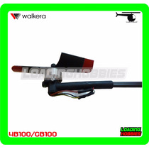 Boom Con Motor Para Helicoptero Walkera 4b100 / Cb100