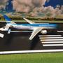 Avión Aerolíneas Argentinas Aviones Gemini Jets 1/400 Metal