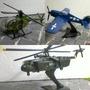 Naves Militares-lote-tres- Sikorsky -f6f Hellcat-envios