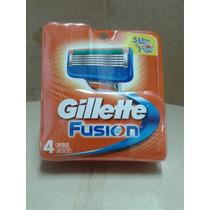 Guillette Fusion X4 Cartuchos Recargables