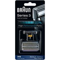 Repuesto Afeitadora Braun 31s Foil Serie 5000 Contour Flex