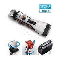 Styleshaver Philips Qs6140 Recorta Modela Afeita Recargable