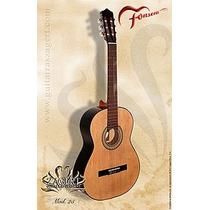 Guitarra Clasica Criolla Fonseca - Modelo 25