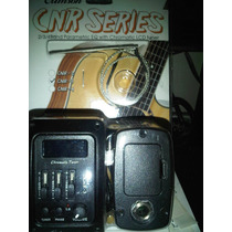 Micrófono Afinador Y Eq Para Guitarras Criollas - Crimson