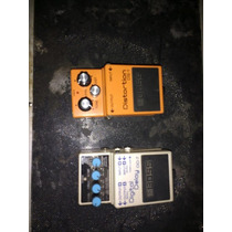 Pedal Boss Digital Delay Dd-7 Y Ds-1precio Por Los 2