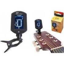 Afinador Digital Tipo Pinza Guitarra, Bajo,violin,ukelele