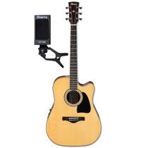 Afinador Clip Guitarra Bajo Violin Ukelele Cromatico La Roca
