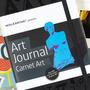 Moleskine - Art Journal / Carnet Art